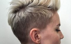 Spikey Mohawk Hairstyles