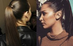 Super Sleek Ponytail Hairstyles