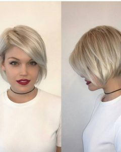 Contemporary Pixie Hairstyles