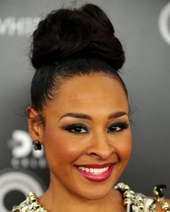 Black Girl Updo Hairstyles
