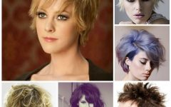 Shaggy Messy Hairstyles