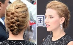 Wedding Reception Hairstyles for Guests