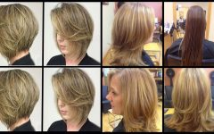 Medium Haircuts For Women In Their 50S