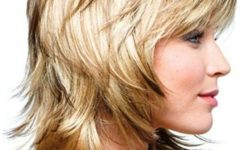 Medium Haircuts for Women Over 40