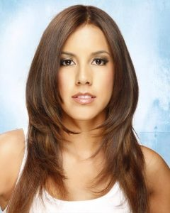 Long Hairstyles Oval Face Shape