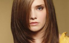 Long Hairstyles Round Face Shape