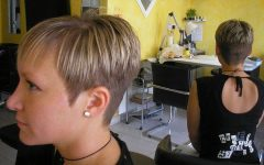 Short Hairstyles Cut Around the Ears
