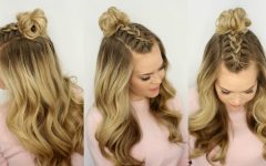 Braided Hairstyles on Top of Head