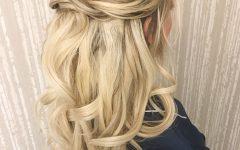 Wedding Half Updo Hairstyles