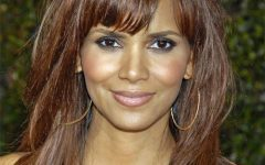 Halle Berry Long Hairstyles