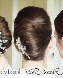 Fancy Twisted Updo Hairstyles