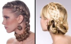 Homecoming Updos for Medium Length Hair