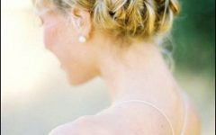 Beach Wedding Hairstyles For Shoulder Length Hair