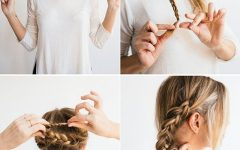 Easy Braided Updo Hairstyles for Long Hair