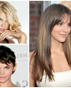 Medium Haircuts For Different Face Shapes