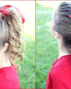Braid Into Pony Hairstyles