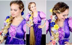Rapunzel Braids Hairstyles
