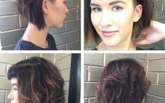 Angled Undercut Hairstyles