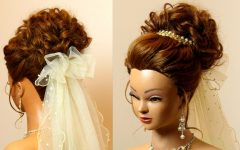 Bride Updo Hairstyles