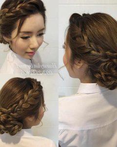 Wedding Hairstyles for Medium Long Hair