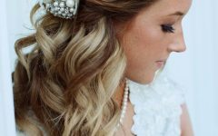 Bridal Hairstyles for Medium Length Thin Hair