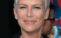 Jamie Lee Curtis Pixie Haircuts