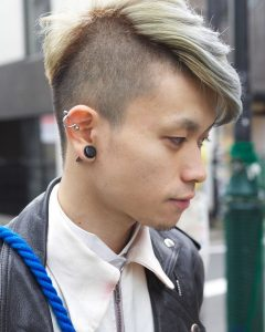 Medium Haircuts For Studs