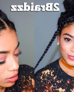 Braided Hairstyles On Natural Hair