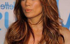 Long Layered Hairstyles Jennifer Lopez