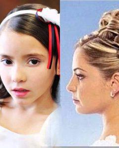 Wedding Hairstyles For Junior Bridesmaids