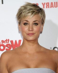 Short Hairstyles With Big Bangs