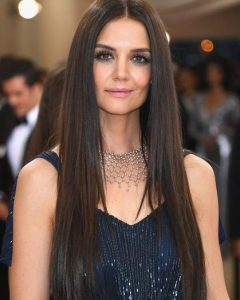 Katie Holmes Long Hairstyles