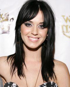 Katy Perry Medium Hairstyles
