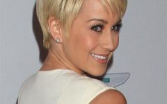 Kellie Pickler Pixie Haircuts