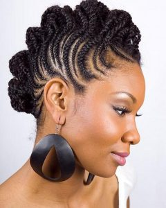 Kenyan Braided Hairstyles
