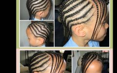 Simple Cornrows Hairstyles
