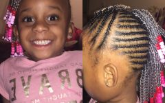 Mohawk Braided Hairstyles with Beads