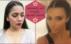 Kim Kardashian Braided Hairstyles