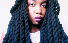 Very Thick and Long Twists Yarn Braid Hairstyles