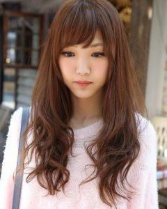 Cute Asian Haircuts For Girls