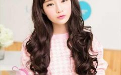 Korean Long Haircuts for Women