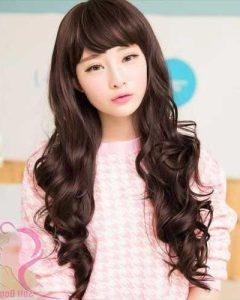 Korean Long Haircuts For Women