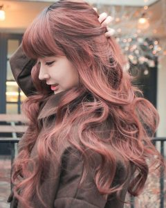 Girl Korean Hairstyles