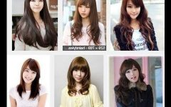 Easy Korean Hairstyles
