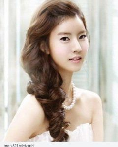 Korean Hairstyles For Party