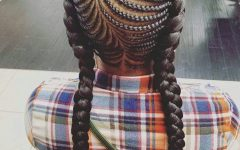 Neat Fishbone Braid Hairstyles