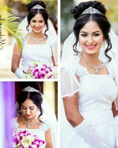 Christian Bride Wedding Hairstyles