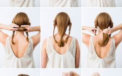 Diy Simple Wedding Hairstyles For Long Hair