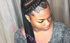 Extravagant Under Braid Hairstyles