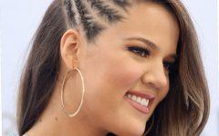 Half Cornrow Hairstyles